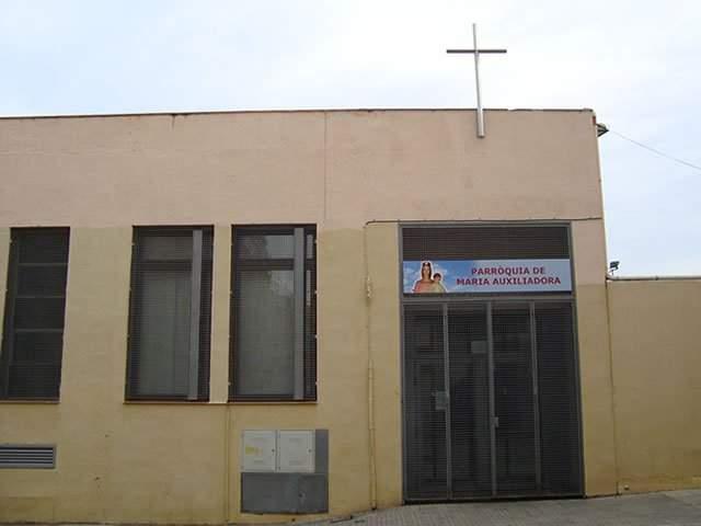parroquia de maria auxiliadora sant boi de llobregat