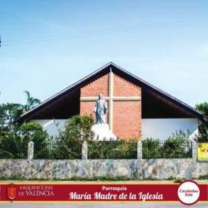 parroquia de maria madre de la iglesia valencia