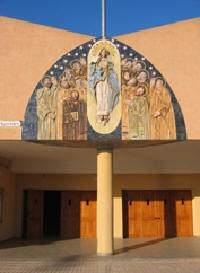 parroquia de maria reina de los apostoles la manga del mar menor