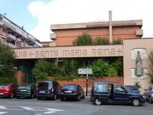 Parroquia de María Reina (Donostia)