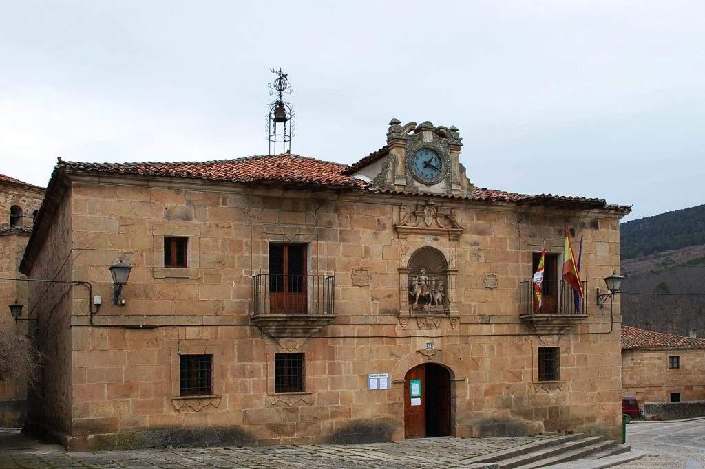 parroquia de molinos de duero molinos de duero
