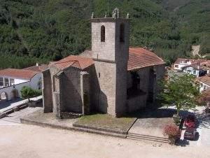 parroquia de montemayor del rio montemayor del rio