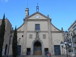 Parroquia de Nostra Senyora de Gràcia (Manlleu)