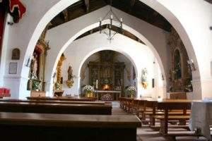 parroquia de nuestra senora de alta gracia helechosa de los montes