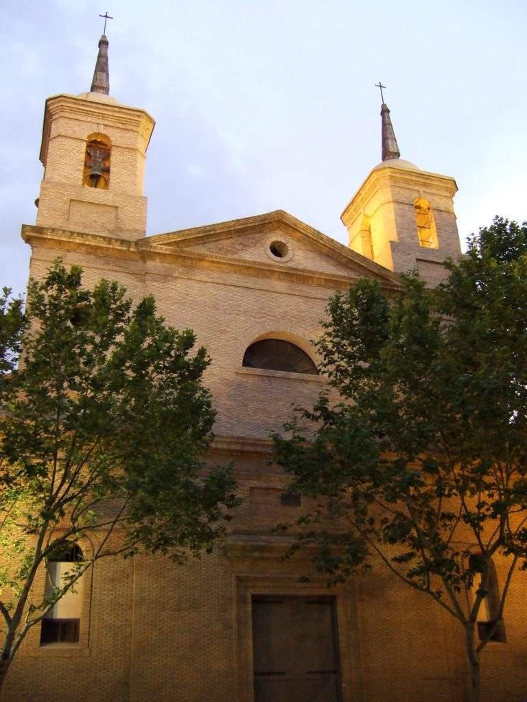 parroquia de nuestra senora de altabas zaragoza