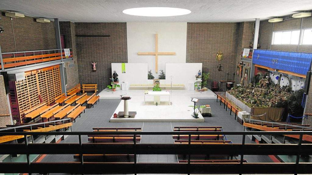 parroquia de nuestra senora de aluche madrid