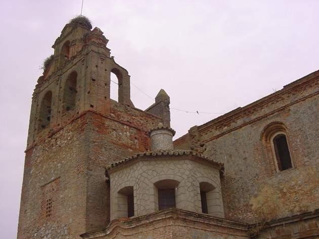 parroquia de nuestra senora de araceli villagarcia de la torre