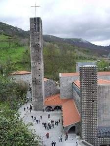 Parroquia de Nuestra Señora de Arantzazu (Donostia)