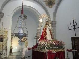 parroquia de nuestra senora de barbano montijo