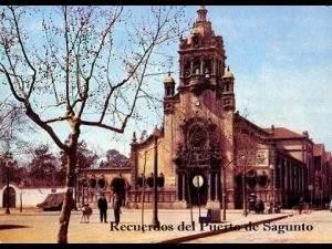 parroquia de nuestra senora de begona el port de sagunt