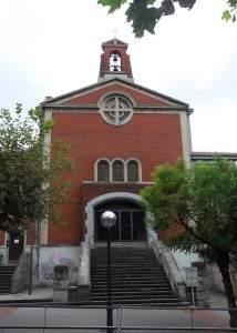 Parroquia de Nuestra Señora de Begoña (Sestao)