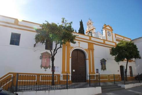 parroquia de nuestra senora de belen tomares