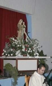 parroquia de nuestra senora de chaxiraxi arrecife