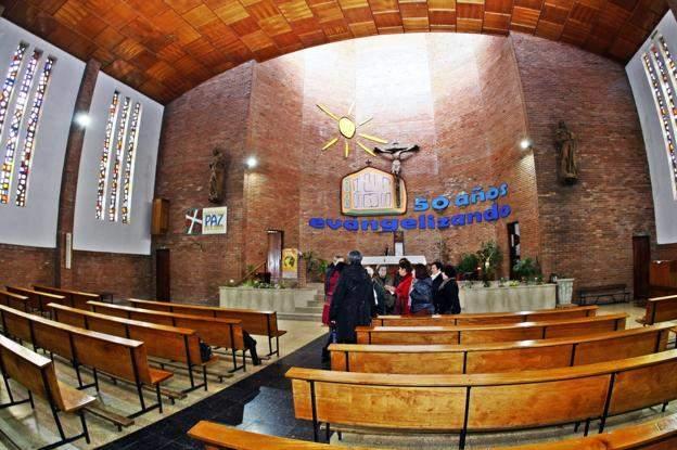 parroquia de nuestra senora de covadonga torrelavega