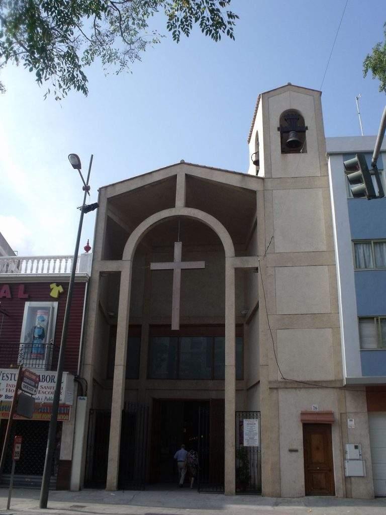 parroquia de nuestra senora de fatima valencia