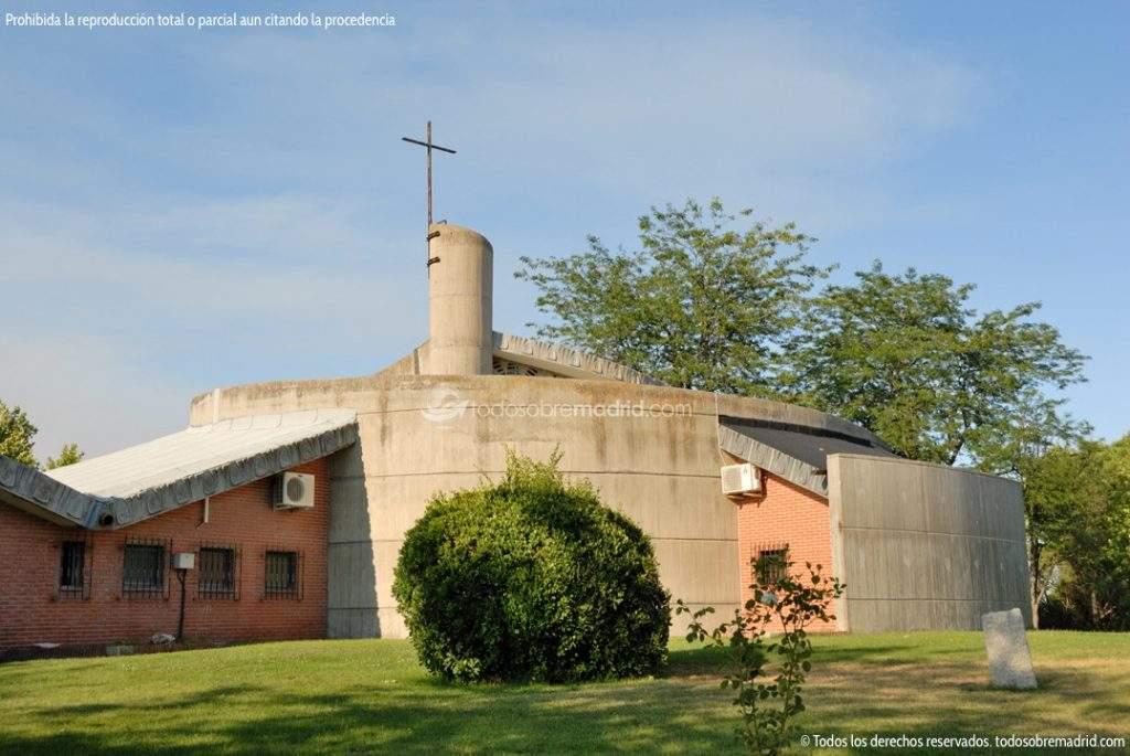 parroquia de nuestra senora de fuente del fresno san sebastian de los reyes