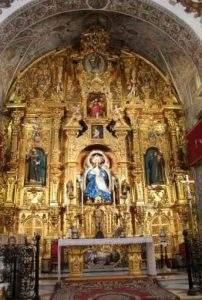 parroquia de nuestra senora de gracia gelves