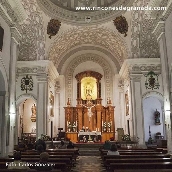 parroquia de nuestra senora de gracia granada