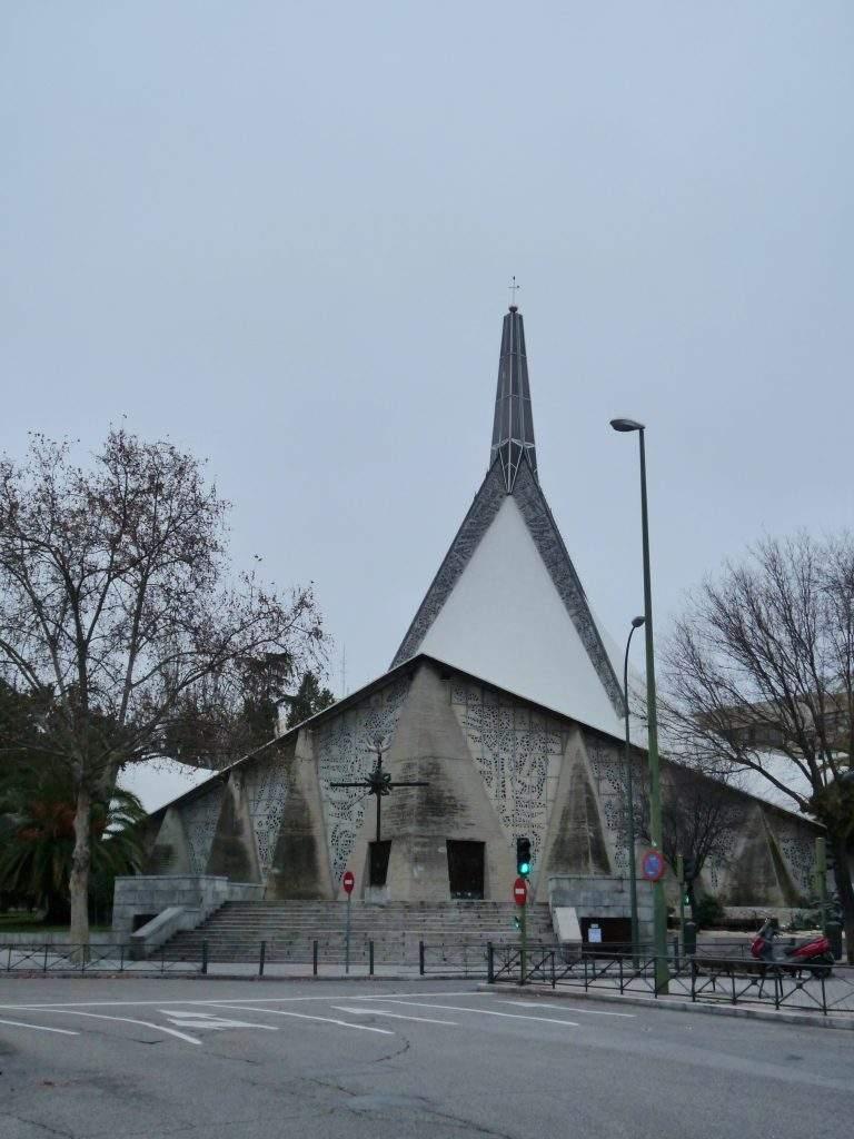 parroquia de nuestra senora de guadalupe guadalupana madrid 1