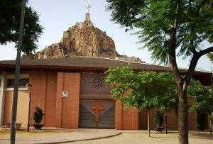 parroquia de nuestra senora de la antigua monteagudo