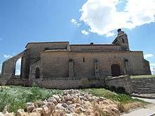 parroquia de nuestra senora de la antigua palacios de campos
