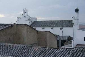parroquia de nuestra senora de la antigua valverde de burguillos