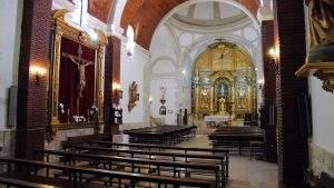parroquia de nuestra senora de la antigua villar del olmo