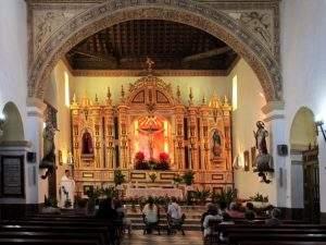 parroquia de nuestra senora de la anunciacion hueneja