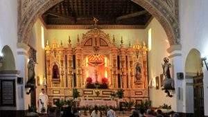 parroquia de nuestra senora de la anunciacion lanteira