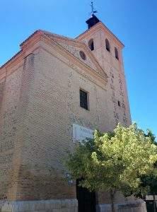 parroquia de nuestra senora de la asuncion alameda de la sagra