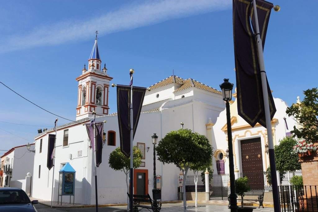 parroquia de nuestra senora de la asuncion albaida del aljarafe