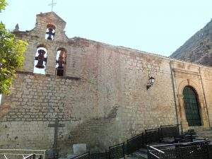 parroquia de nuestra senora de la asuncion albanchez de ubeda