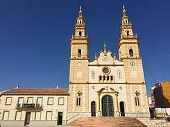 parroquia de nuestra senora de la asuncion alcantarilla