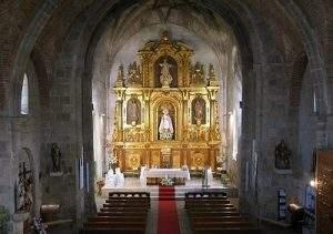 parroquia de nuestra senora de la asuncion alcuescar