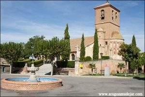 parroquia de nuestra senora de la asuncion aldeaseca de la frontera