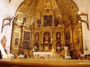 parroquia de nuestra senora de la asuncion aliseda