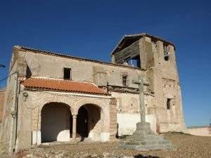 parroquia de nuestra senora de la asuncion almenara de adaja