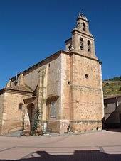 parroquia de nuestra senora de la asuncion arcos de jalon