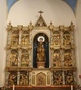 parroquia de nuestra senora de la asuncion areso