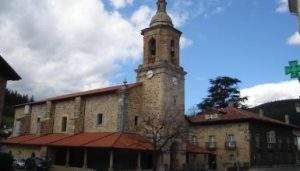parroquia de nuestra senora de la asuncion aretxabaleta