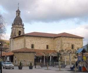 parroquia de nuestra senora de la asuncion arrankudiaga