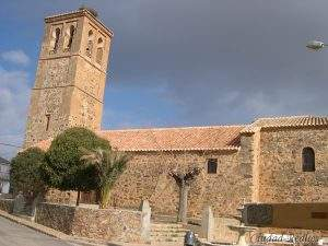 parroquia de nuestra senora de la asuncion arroba de los montes
