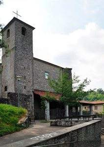 parroquia de nuestra senora de la asuncion astigarraga