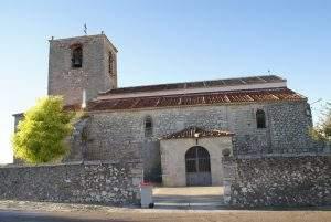 parroquia de nuestra senora de la asuncion bahabon de valcorba
