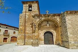 parroquia de nuestra senora de la asuncion banos de valdearados