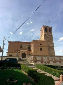 parroquia de nuestra senora de la asuncion barroman