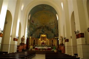 parroquia de nuestra senora de la asuncion beas de segura