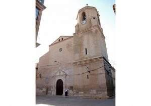 parroquia de nuestra senora de la asuncion belver de cinca