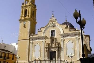 parroquia de nuestra senora de la asuncion benaguasil