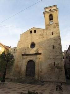 parroquia de nuestra senora de la asuncion benifallet